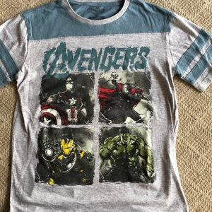 Men's S/S Avengers Graphic T-Shirt